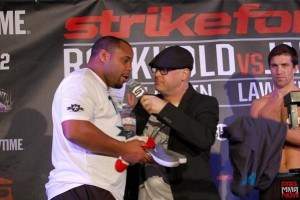 strikeforce rockholt 205