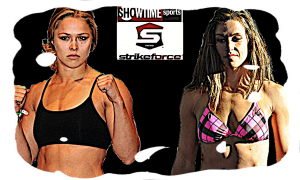 tate vs rousey-tattered