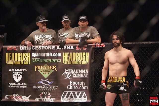 Charlie Brenneman vs. Erick Silva added to UFC on FX 3