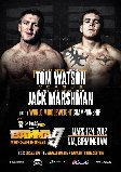 BAMMA 9: Marshman vs. Watson set for March 24th