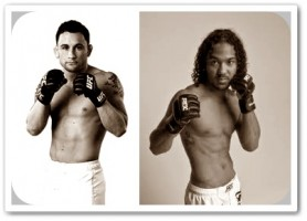 Frankie Edgar(left) will rematch Ben Henderson in the summer 2012