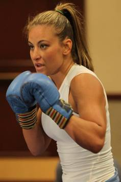 Official blog: Strikeforce champion Miesha Tate talks about impact of first career MMA fight