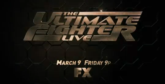 The Ultimate Fighter 15 video promo for FX debut