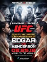 UFC_144 poster