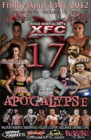 XFC poster