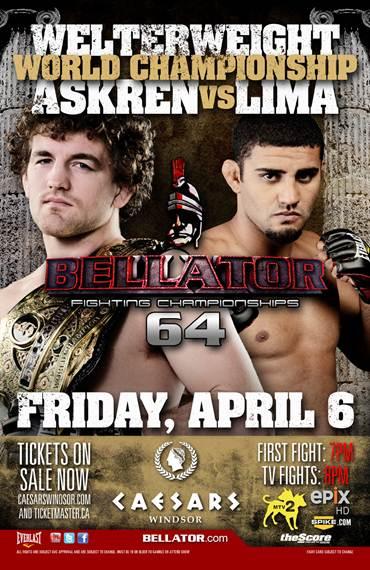 Bellator 64 preview: Ben Askren vs. Douglas Lima