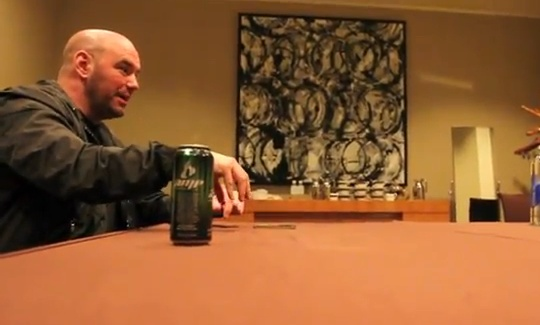 UFC 144 Dana White video blog — day 2
