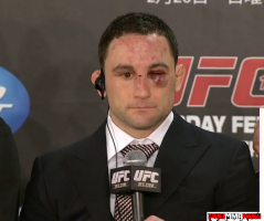 frankie edgar post 144