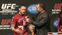 frankie edgar ufc 144 interview2