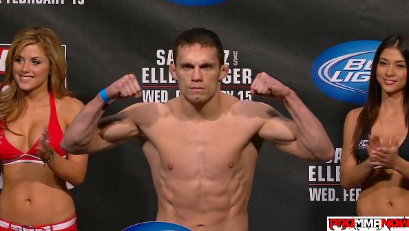 UFC on Fuel TV 1 main card recap: Jake Ellenberger holds off late surge by Diego Sanchez