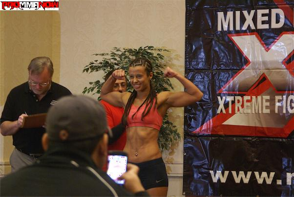 Bellator 63's Marianna Kheyfets: 'I always come out to finish fights'