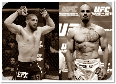 UFC on FX 2: Court McGee looks to stay undefeated in the UFC against Constantinos Philippou