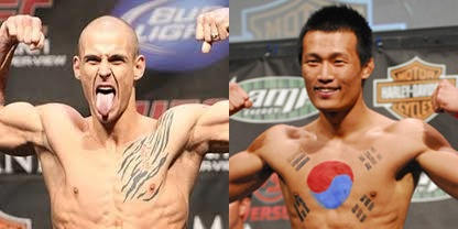 Dustin Poirier vs. Chan Sung Jung to headline UFC on FUEL 3 event on May 15th