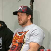 TUF 8 winner Ryan Bader