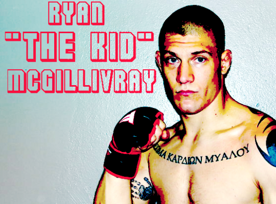 Ryan McGillivray talks MFC welterweight title fight against Nathan Coy at MFC 33