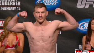 Stipe Miocic meets Junior Dos Santos in UFC Fight Night headliner
