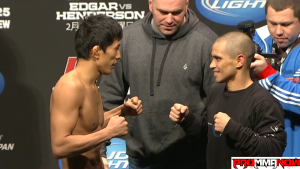 takeya mizugaki vs chris cariaso