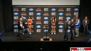 ufc 144 weigh ins overview