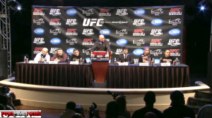 ufc143-press conference