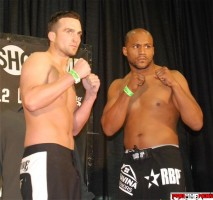 Scott Smith-Lumumba Sayers-strikeforce