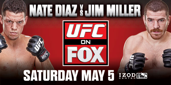 UFC on FOX 3 LIVE results and play-by-play