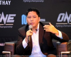 Victor Cui of One FC