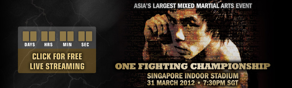 Breaking down the card: ONE Fighting Championship – War of the Lions!