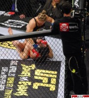 rousey mounts tate