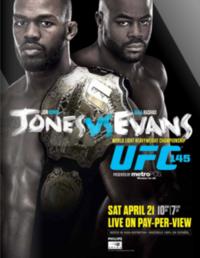 UFC Primetime: Jones vs. Evans – episode 1