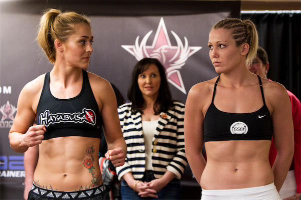 Invicta Fighting Championships weigh-in results, photos and video