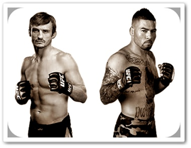 UFC on FUEL 2: Brad Pickett and Damacio Page clash in a bantamweight matchup