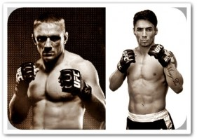 Dennis Siver will face Diego Nunes at UFC on FUEL 2