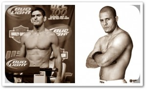 Paulo Thiago will face Siyar Bahadurzada at UFC on FUEL 2