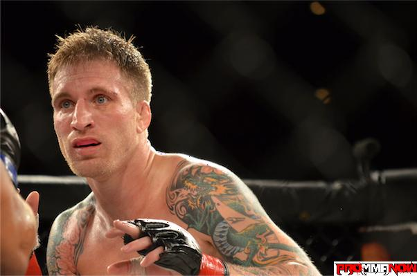Eric Reynolds: 'I've got 25 minutes to be a nightmare for Nick Newell'