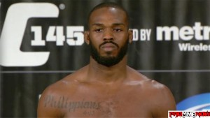 UFC Light Heavyweight Champ Jon Jones