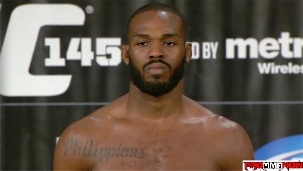 Report: Jon Jones arrested on DUI charge in New York