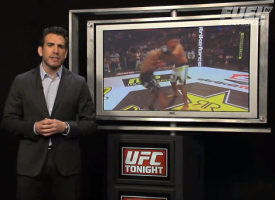 kenny florian - ufc tonight