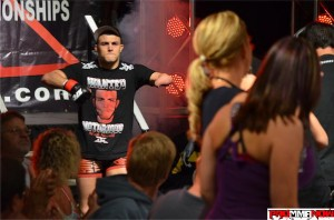 nick newell-xfc 17 walkout2