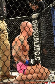 ronnie rogers xfc loss
