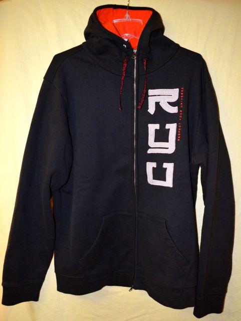 Product Review Ryu Full Zip Fleece Hoody