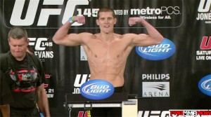Brandon Thatch vs. Stephen 'Wonderboy' Thompson to headline UFC Fight Night 60