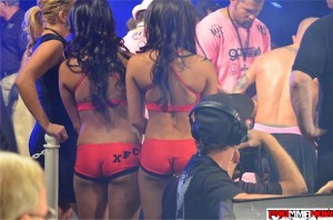 xfc ring girls back