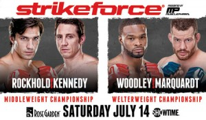 Strikeforce: Rockhold vs. Kennedy