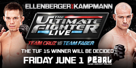 TUF Live Finale preview: The main card fight breakdowns