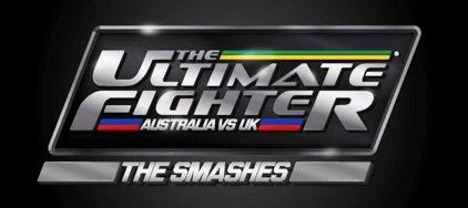 Cast revealed for 'The Ultimate Fighter: Australia vs. UK – The Smashes'