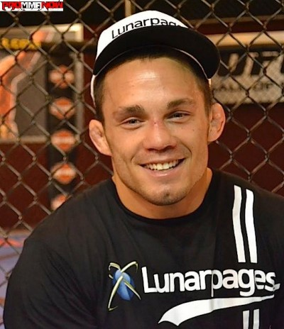 Jake Ellenberger: 'If Kampmann thinks I'm going to take him down, that's crazy' (VIDEO)