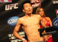 'Korean Zombie' returns to co-main event UFC Stockholm against Akira Corassani