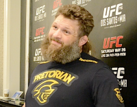 Roy Nelson as head of the NSAC?