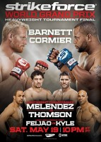 strikeforce barnett vs cormier