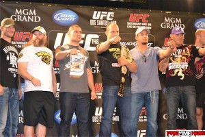 ufc 146 heavyweights lineup